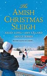 An Unexpected Blessing Christmas Story -- Molly Jebber
