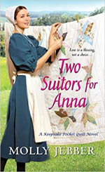 Two Suitors for Anna -- Molly Jebber